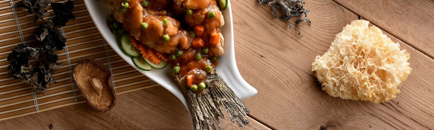 Kinietiška kepta žuvis